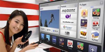 Imagem de IFA 2010: LG apresenta conceitos de TV inteligente e controle remoto mágico no site TecMundo