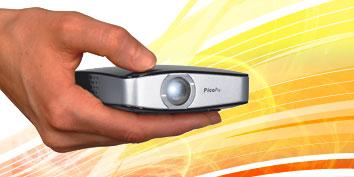 Imagem de Conheça o mini projetor da Philips, o PicoPix no site TecMundo