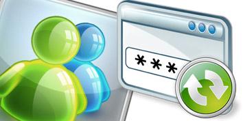 Imagem de Como mudar a senha do MSN Messenger no site TecMundo