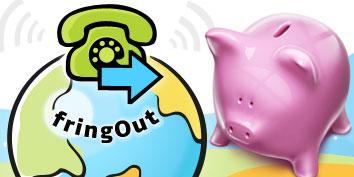 Imagem de Fring oferece ligações telefônicas a partir de US$ 0,01 no site TecMundo