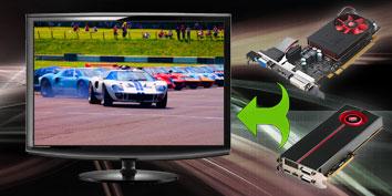 Imagem de Como funciona o uso de múltiplas placas de vídeo em paralelo no site TecMundo