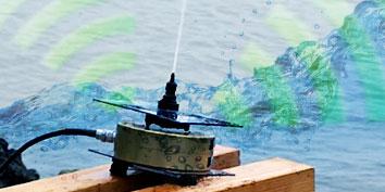Imagem de Marinha americana desenvolve antena que utiliza água do mar no site TecMundo