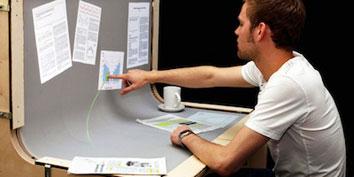 Imagem de BendDesk: a nova aposta da computação touchscreen no site TecMundo