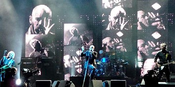 Imagem de Shows 2.0: concertos abusam da tecnologia para atrair o público no site TecMundo