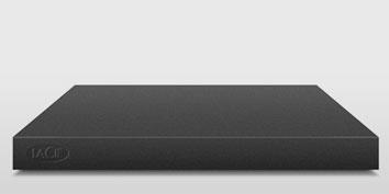 Imagem de Trackpad e HD externo viram uma coisa só no LaCie Float no site TecMundo