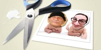 Imagem de Gimp: Coloque acessórios como brincos, colares e óculos em suas fotos no site TecMundo