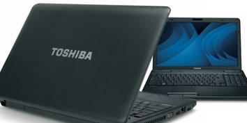 Imagem de Toshiba exibe notebook com processador AMD Fusion no site TecMundo