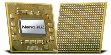 Imagem de VIA anuncia processador Nano X2 no site TecMundo