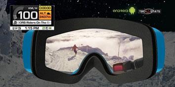 Imagem de Óculos integra GPS, Bluetooth, câmera de vídeo e smartphone no site TecMundo
