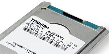 Imagem de Toshiba revela primeiro HD de 1,8 polegada com conectores LIF SATA no site TecMundo