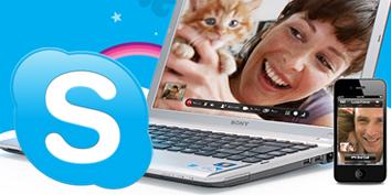 Imagem de Como realizar videoconferências com o Skype no site TecMundo