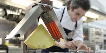 Imagem de Chef utiliza tecnologia de ponta para deixar seus pratos saborosos no site TecMundo