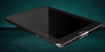 Imagem de Tablet com Windows 7 da Toshiba deve chegar às lojas no meio do ano no site TecMundo