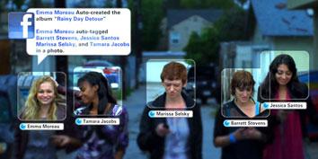 Imagem de Celular identifica rostos e marca imagem automaticamente em redes sociais no site TecMundo