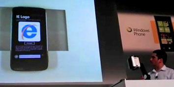 Imagem de Microsoft revela mais detalhes sobre o IE9 Mobile no site TecMundo