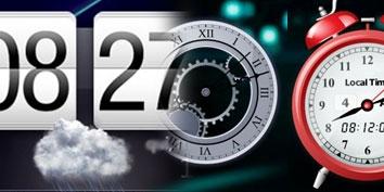 Imagem de Seleção: 10 opções para que o Relógio do Windows nunca mais seja o mesmo no site TecMundo