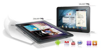Imagem de Todos os detalhes sobre os novos Galaxy Tab no site TecMundo