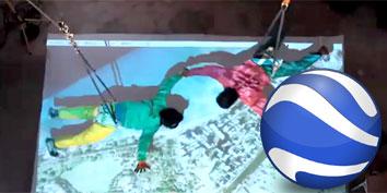 Imagem de Coisas loucas para fazer com o Google Earth no site TecMundo