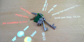 Imagem de Informação em cima da mesa: conheça o DisplayCabinet no site TecMundo